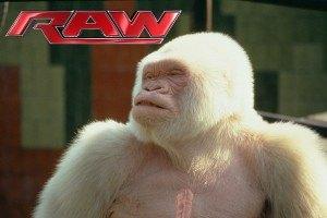 lesnar raw
