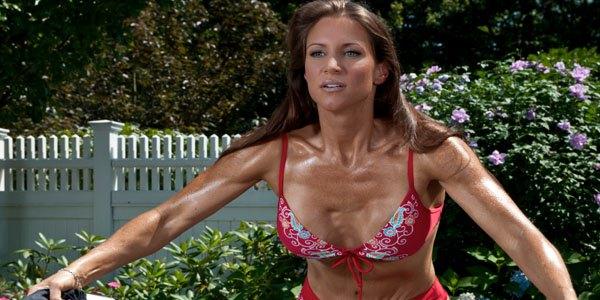 stephanie mcmahon bikini