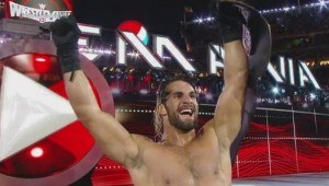 WrestleMania results