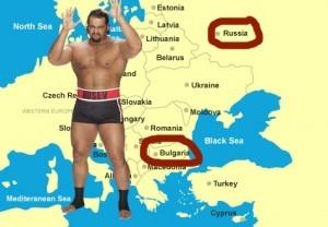 Rusev Russian
