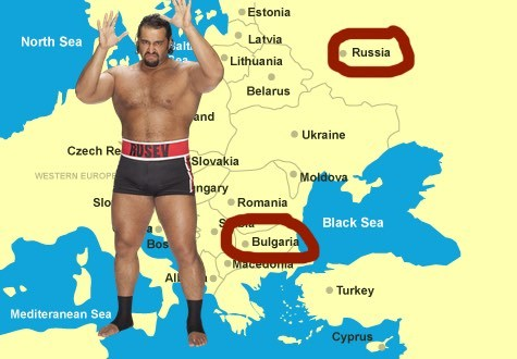 Russian Bulgarian Ukrainian 32
