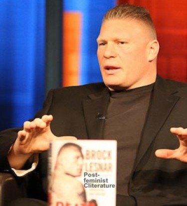 Brock Lesnar university