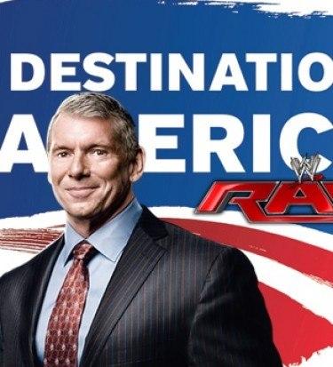 TNA destination america cancelled