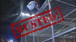 Mick Foley fake