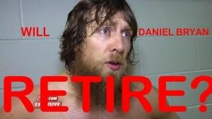 Daniel bryan retirement