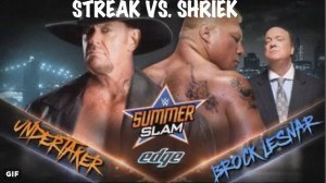 Summerslam Undertaker
