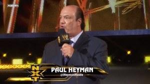 Paul Heyman promos