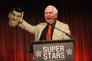 Ted Turner Vince McMahon