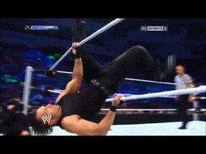 Ambrose rebound lariat
