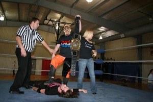 cena indy wrestling