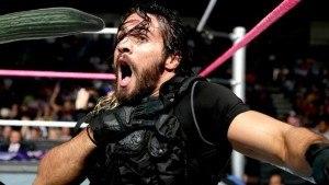 Scared Rollins Cucumber