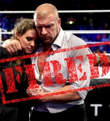 WWE creative