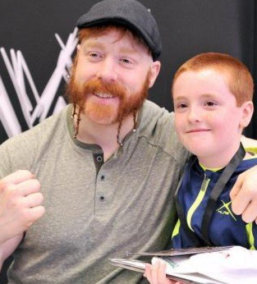 Sheamus wish