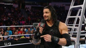 Roman Reigns triple h wrestlemania