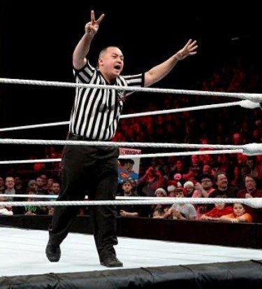 wrestling referee