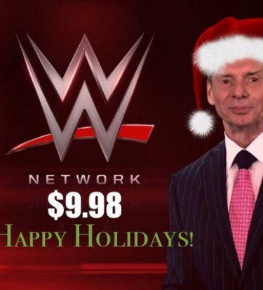 WWE network discount