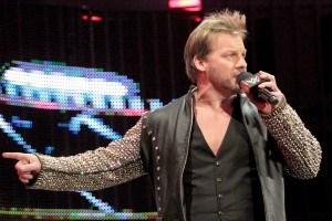Jericho wwe retire