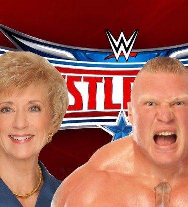 Lesnar wrestlemania 32 opponent