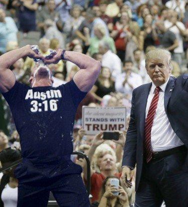 Steve Austin wrestling