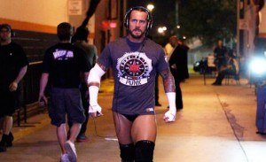 CM Punk mania texas