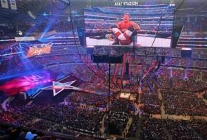 WrestleMania 32 fans