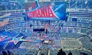 WrestleMania stadium
