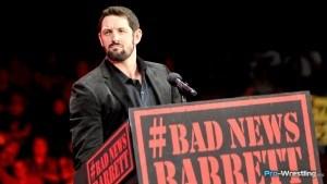 Wade Barrett wwe