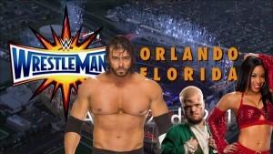 wrestlemania 33 matches