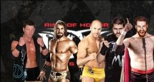 WWE new era