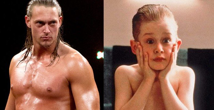 "Before he got ""Big,"" Cass was best known for being left ""Home Alone"" to abuse bungling burglers!"
