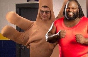 Mark henry father