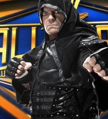 Undertaker wwe hof