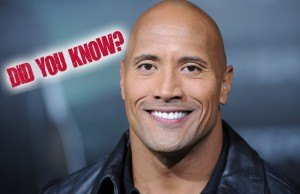 Dwayne Johnson facts