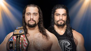 rusev and roman reigns