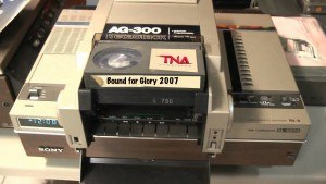 tna tape library