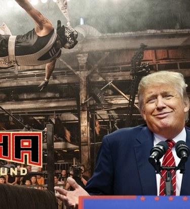Trump mexicans lucha