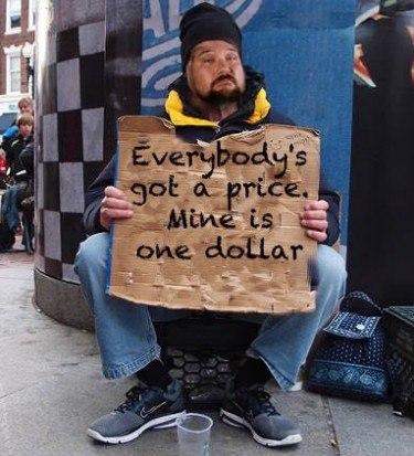 dibiase begging