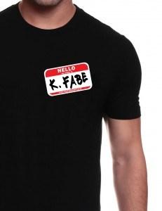 k fabe shirt