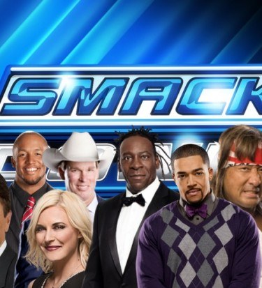 smackdown announce