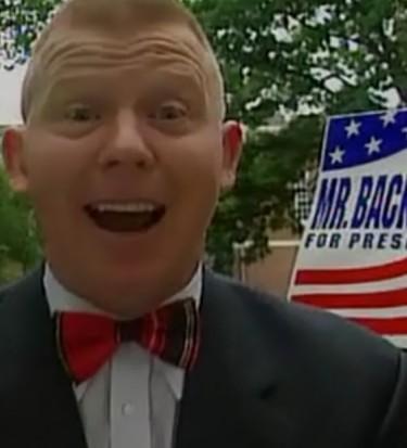 Backlund president