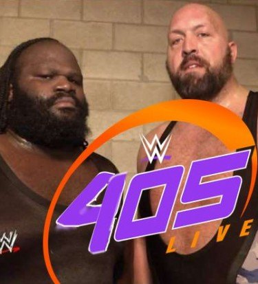 So far, the only competitors signed to WWE's new Superheavyweight Division are Mark Henry and the Big Show.
