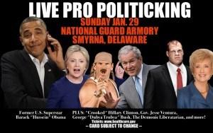 Obama wrestling