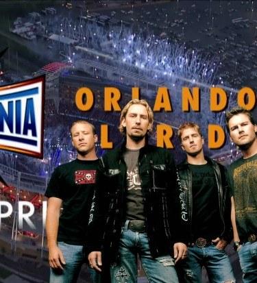 Nickelback wrestlemania