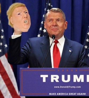 McMahon trump