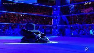 undertaker hat coat