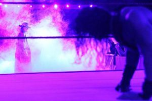 Reigns undertaker