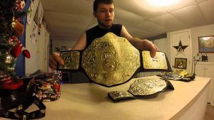 fan replica belt