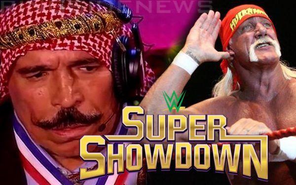 Next Super ShowDown to be headlined by Hogan vs. Sheik