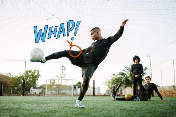 soccer wrestling