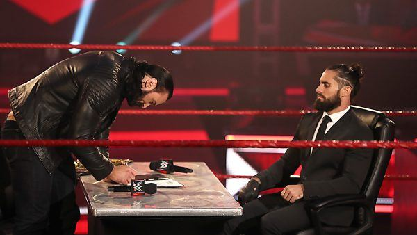 wwe contract signing